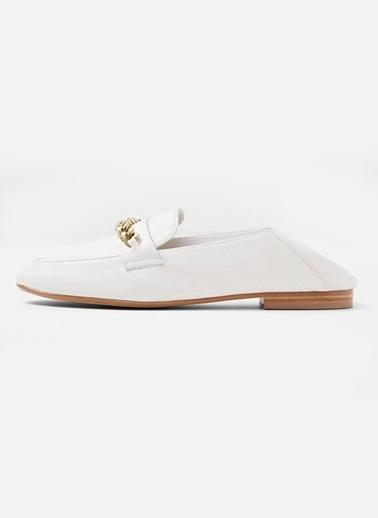 Aldo Loafer Ayakkabı Beyaz